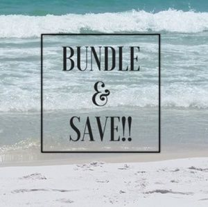 Other - Bundle & Save On Shipping!!!!!
